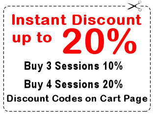 Hypnosis Discount Coupon