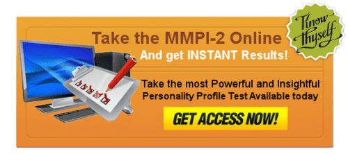 Get and Take the MMPI Test Online and Interpret your Results