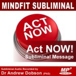 Take Action Subliminal Message