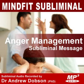Anger Management Subliminal MP3 Download