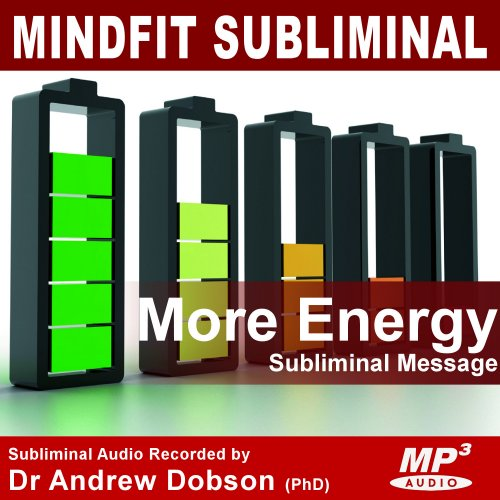 Increase Energy subliminal message mp3