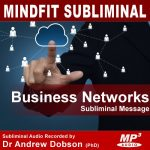 Business Netowrking subliminal message mp3
