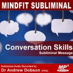 Conversation Skills Subliminal Message MP3 Download