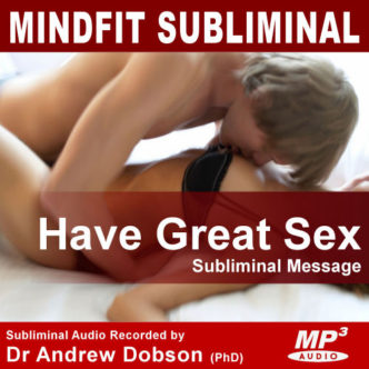 Have Great Sex Subliminal Message