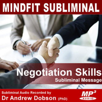 improved negotiation subliminal message mp3