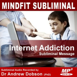 Online Internet Addiction subliminal message mp3