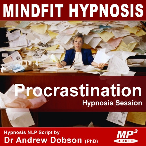 Stop Procrastination Hypnotherapy Mp3 Download