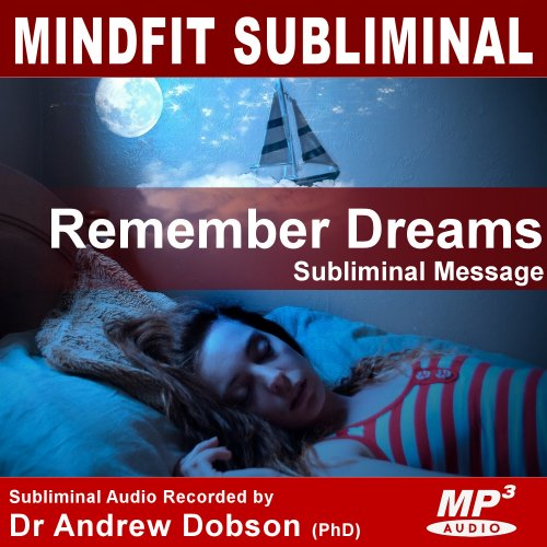 remember dreams subliminal message mp3