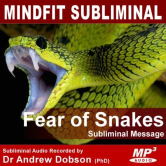 fear of snake phobia subliminal message mp3