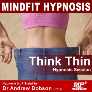 Think Yourself Thin Hypnosis mp3 cd