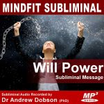 Willpower Subliminal Message MP3 Download