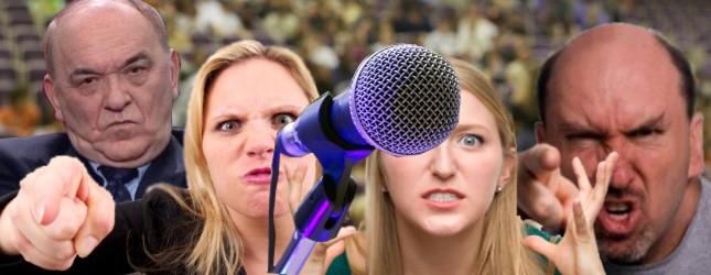 Public Speaking Phobia
