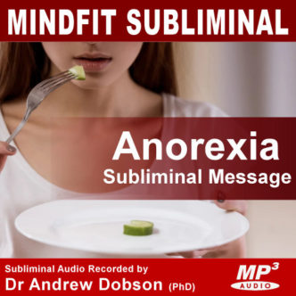 Anorexia Nevosa subliminal message mp3