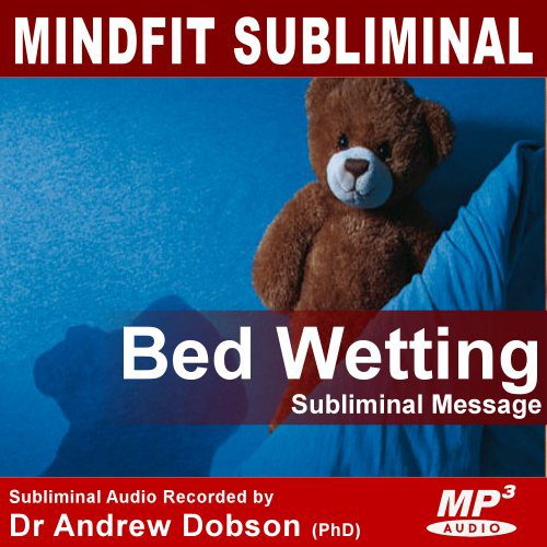 Stop Bed Wetting subliminal message mp3