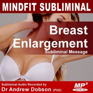 Breast enlargement Subliminal message mp3 cd