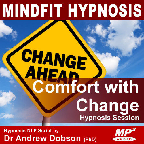 Comfort with Change Hypnosis MP3 Download