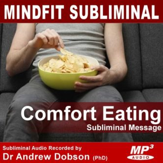 Stop Comfort Eating Subliminal Message MP3 Download