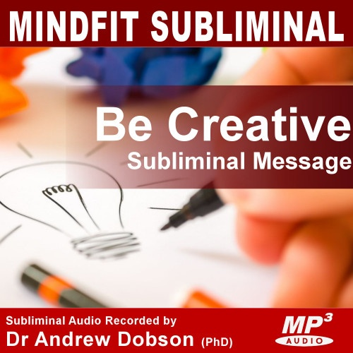 Be Creative Subliminal Message MP3
