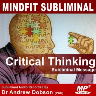 Critical Thinking Subliminal Message