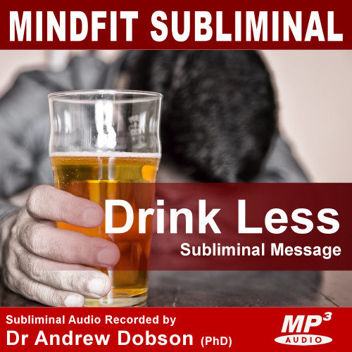 Drinking (Reduction) Subliminal Message MP3 Download