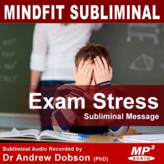 Exam Stress/Success Subliminal Message MP3 Download