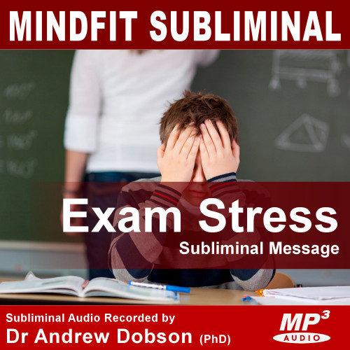 Exam Stress/Success Subliminal Message MP3 Download
