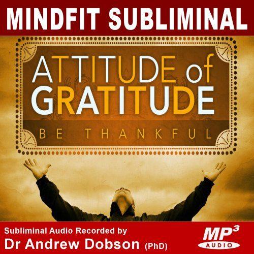 Gratitude Subliminal Message MP3 Download