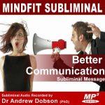 improved communication subliminal message mp3