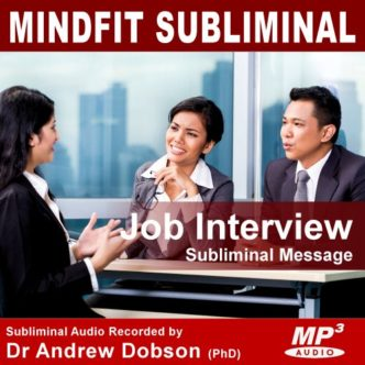 Job Interview subliminal message mp3