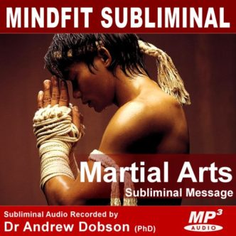 martial arts subliminal message mp3