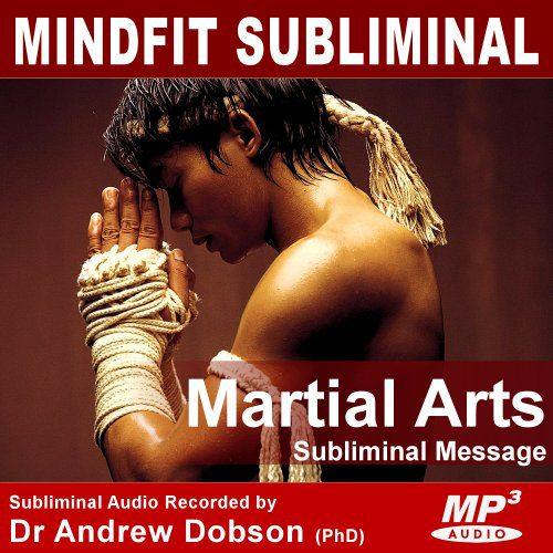 martial arts subliminal message mp3