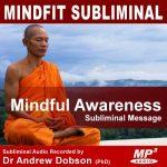 Mindful Awareness Subliminal Message MP3 Download