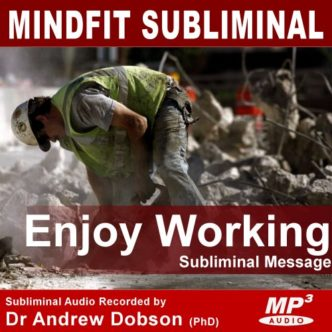 Motivated to enjoy work subliminal Message mp3