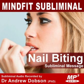 stop nail biting subliminal message mp3