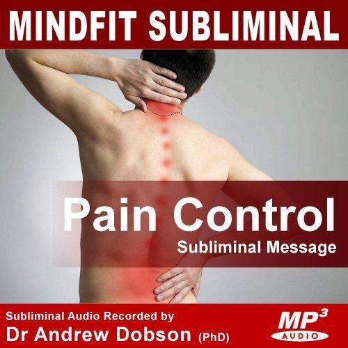 Pain Control Subliminal Message MP3 Download
