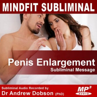 Penis Enlargement Subliminal Message MP3 Download