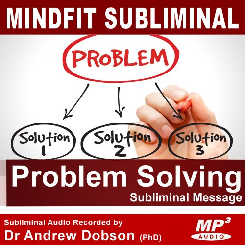 Problem Solving Subliminal Message MP3 Download
