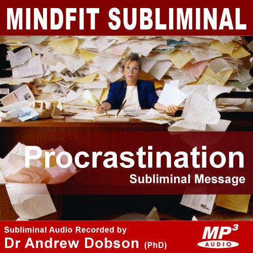 Procrastination Subliminal Message MP3 Download