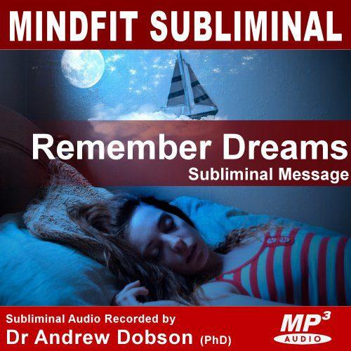 remember dreams subliminal message mp3