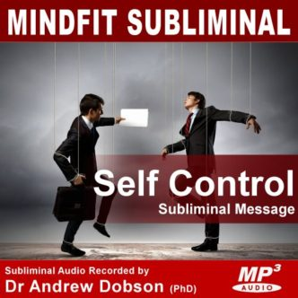 Self Control Subliminal Message MP3 Download