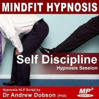 Self Discipline Hypnotherapy MP3 Download