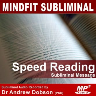 Speed Reading Subliminal Message