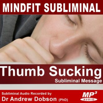 thumb sucking subliminal message mp3