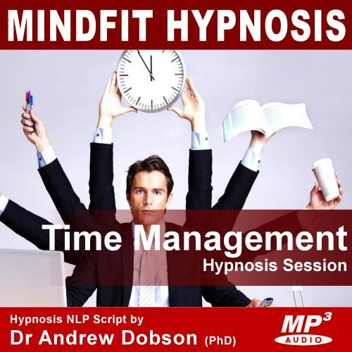 Time Management Hypnotherapy MP3 Download