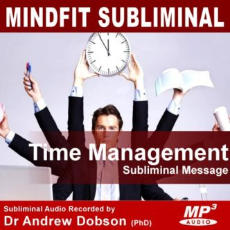 Time Management Subliminal Message MP3 Download