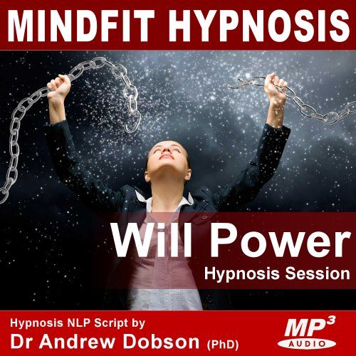 Willpower hypnotherapy MP3 Download