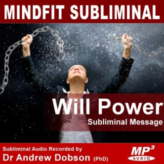 Increase Willpower Subliminal Message MP3 Download